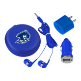 3 in 1 Royal Audio Travel Kit-Buccaneer Head
