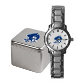 Ladies Stainless Steel Fashion Watch-Buccaneer Head