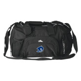High Sierra Black Switch Blade Duffel-Buccaneer Head