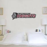 1 ft x 3 ft Fan WallSkinz-Official Logo Flat