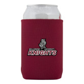 Neoprene Maroon Can Holder-Official Logo