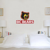 2 ft x 2 ft Fan WallSkinz-BC Bears Stacked