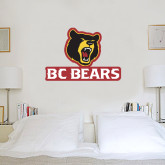 3 ft x 3 ft Fan WallSkinz-BC Bears Stacked
