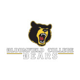 Medium Decal-Bloomfield College Bears Stacked