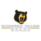 Extra Large Decal-Bloomfield College Bears Stacked