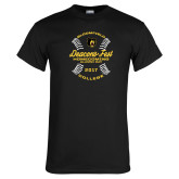 Black T Shirt-Deacons Fest Alumni Homecoming 2017
