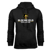 Black Fleece Hoodie-Primary Mark