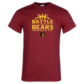 Cardinal T Shirt-Battle of the Bears