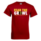 Cardinal T Shirt-Fear The Growl