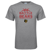 Grey T Shirt-Battle of the Bears