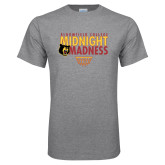 Grey T Shirt-Midnight Madness
