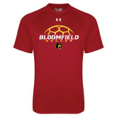 Under Armour Cardinal Tech Tee-Soccer Ball Design