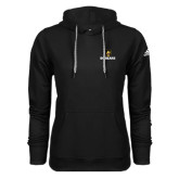 Adidas Climawarm Black Team Issue Hoodie-BC Bears Stacked