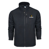 Columbia Ascender Softshell Black Jacket-BC Bears Stacked