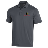Under Armour Graphite Performance Polo-BC Bears Stacked