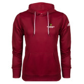 Adidas Climawarm Cardinal Team Issue Hoodie-Primary Mark