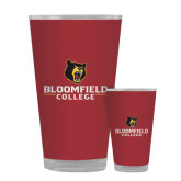 Full Color Glass 17oz-Primary Mark