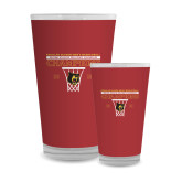 Full Color Glass 17oz-2018 Mens Regular Season Basketball Champions