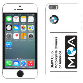 iPhone 5/5s Skin-BMW MOA