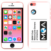 iPhone 5c Skin-BMW MOA