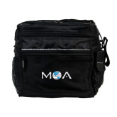 All Sport Black Cooler-MOA Letters Only