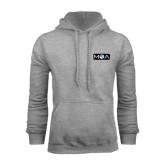 Grey Fleece Hood-MOA