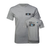 Grey T Shirt-MOA