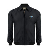 Black Players Jacket-MOA Letters Only