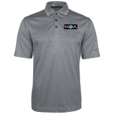 Nike Golf Dri Fit Charcoal Heather Polo-MOA