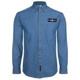 Denim Shirt Long Sleeve-MOA