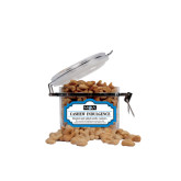 Cashew Indulgence Small Round Canister-MOA Letters Only