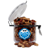 Deluxe Nut Medley Round Canister-MOA Letters Only