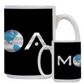 Full Color White Mug 15oz-MOA Letters Only