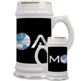 Full Color Decorative Ceramic Mug 22oz-MOA Letters Only