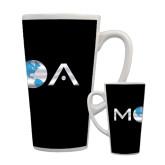 Full Color Latte Mug 17oz-MOA Letters Only