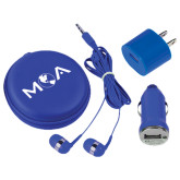 3 in 1 Royal Audio Travel Kit-MOA Letters Only