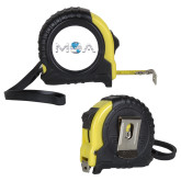 Journeyman Locking 10 Ft. Yellow Tape Measure-MOA Letters Only