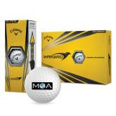 Callaway Warbird Golf Balls 12/pkg-MOA