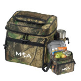 Big Buck Camo Sport Cooler-MOA Letters Only