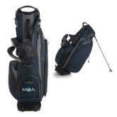 Callaway Hyper Lite 4 Navy Stand Bag-MOA Letters Only