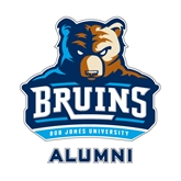 Alumni Decal-Official Logo, 6 in Tall