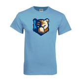 Light Blue T Shirt-Bruin Head