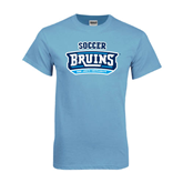Light Blue T Shirt-Soccer