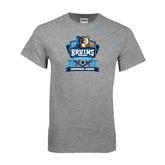 Grey T Shirt-Inaugural Season