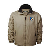 Khaki Survivor Jacket-Bruin Head