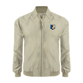 Khaki Players Jacket-Bruin Head
