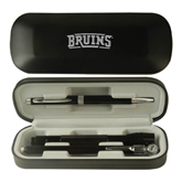 Black Roadster Gift Set-Arched Bruins Engraved