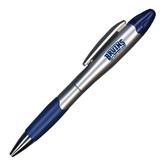 Silver/Blue Blossom Pen/Highlighter-Arched Bruins