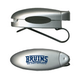 Silver Bullet Clip Sunglass Holder-Arched Bruins