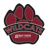 Large Decal-Wildcat Paw